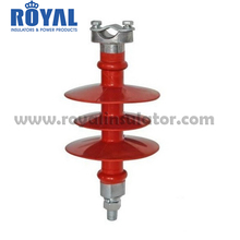 Hot Sale polymeric 11kV Pin Insulators/composite polymer pin insulator
