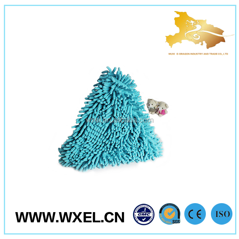 thick household microfiber triangle mop