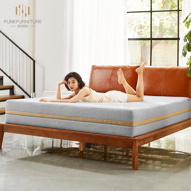 Emily Crib Mattress, GOTS Organic Cotton and Natural Eco-Wool, Two-Sided, Made in china coconut coir by Mattress - Jozy Mattress | Jozy.net