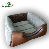 The modern design pet product with different sizes cat bed