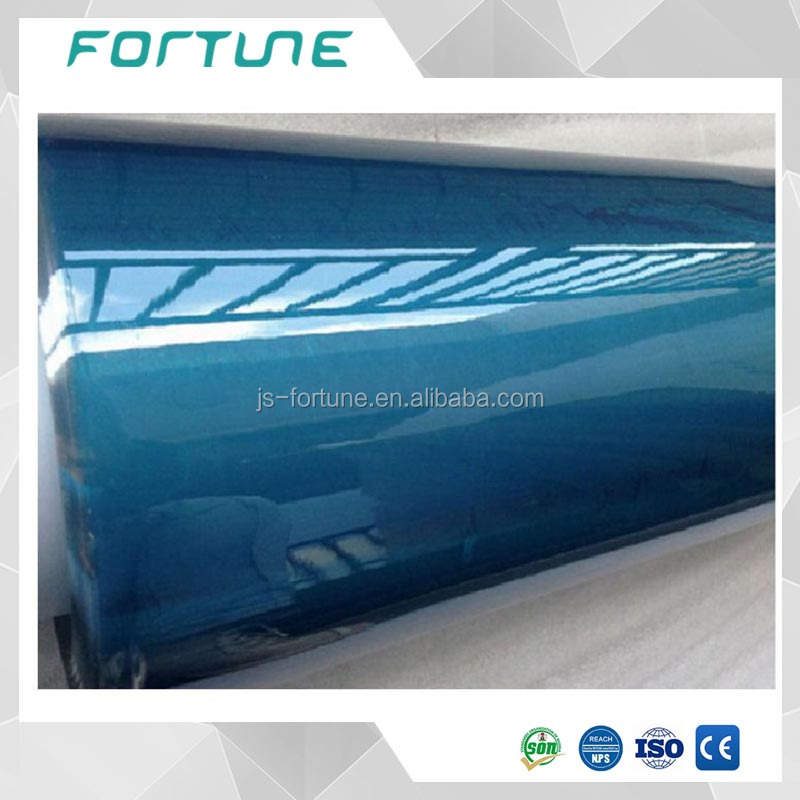 0.08-0.50mm Super Clear Flexible PVC Transparent Film Manufacturer