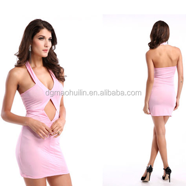 Clothes wholesale cheap sexy white bandage dress dropship china clothing