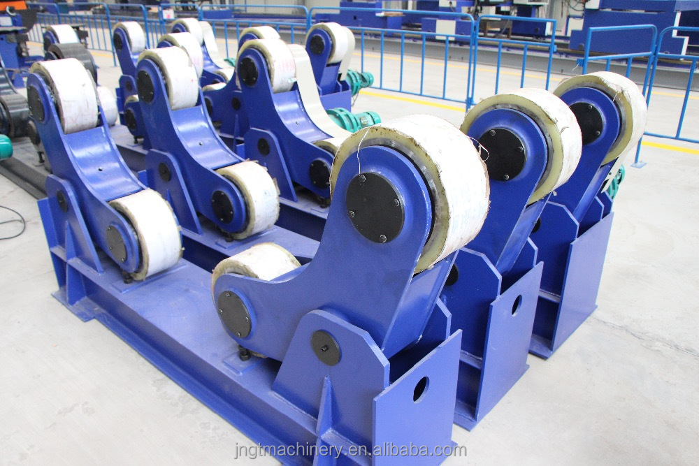 Industrial productive welding positioner rotator/welding turning roller/welding rotator equipment