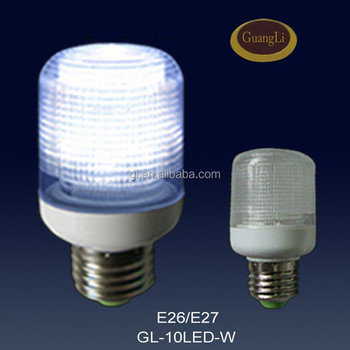 factory 0.5w 1w e27 b22 decorative led light bulb