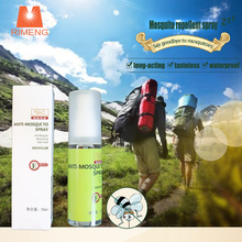 Camping insect repellent refreshing liquid mosquito repellent spray