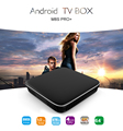 Factory direct sell cheapest 2GB RAM 16GB ROM S905 M8S Pro 4k android 5.1.1 ott smart TV Box