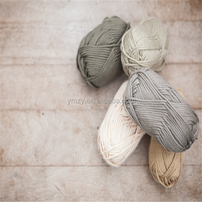 Eco friendly combed cotton yarn for socks production