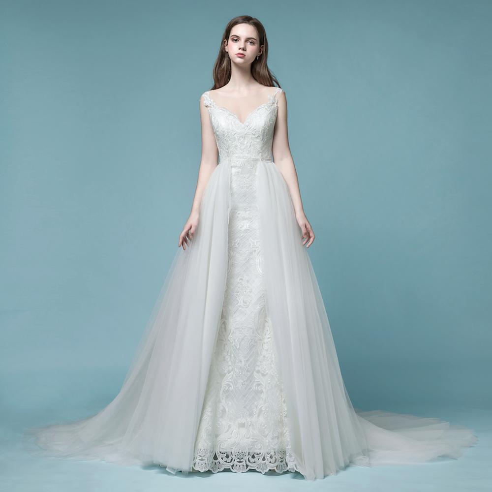 Wholesale Classic Vintage Wedding Dress Online Buy Best Classic