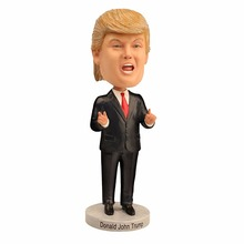 Popular 3D Model President Trump Bobble Head+Pop Bobbleheads