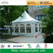 Large garden pagoda tent/ gazebo/ canopy /pavilion for sale 5x5