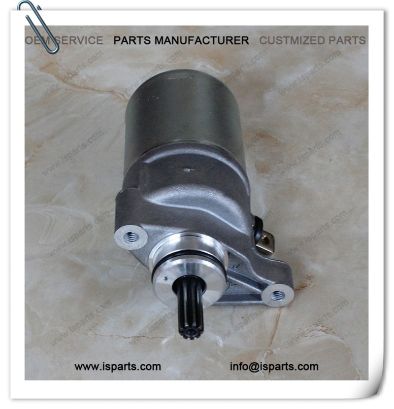 High Performance Motorcycle Starting Parts F8 Starter Motor