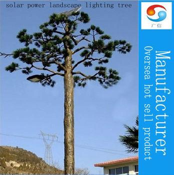 landscape lighting tree solar power landscape lighting tree solar