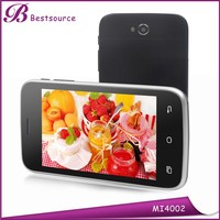 4.0inch XMM6321 chipset phone, cheap price small size mobile phone, dual screen mobile phone