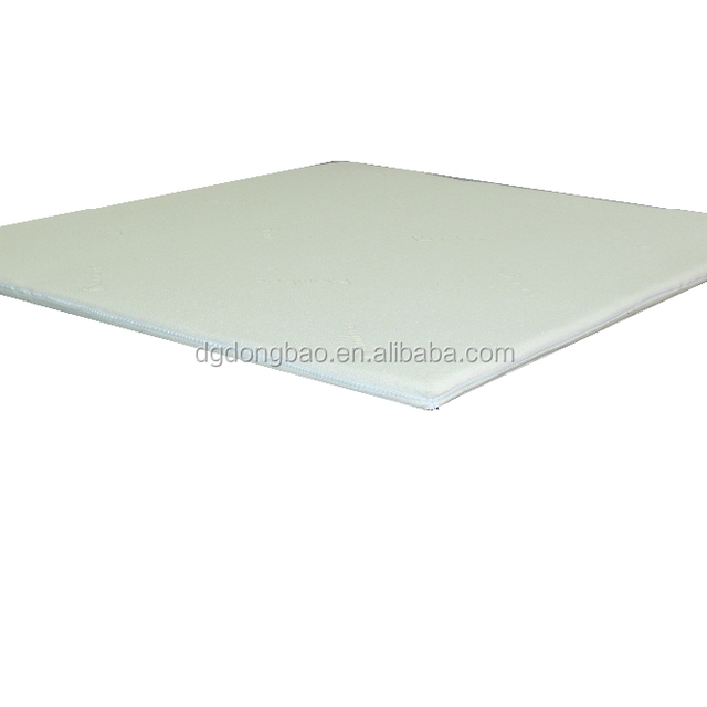 Guangdong furniture memory foam mattress topper