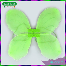 Wholesales Party Supplies Fairy Wings Theme Party Decorations Green Wings