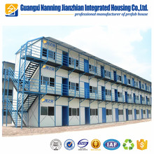 Economic Easy To Install Galvanized Steel Frame Prefab House