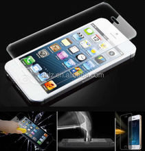 High quality for iphone 6 screen protector tempered glass with free sample