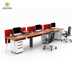 wooden computer table design office cubicles for sale