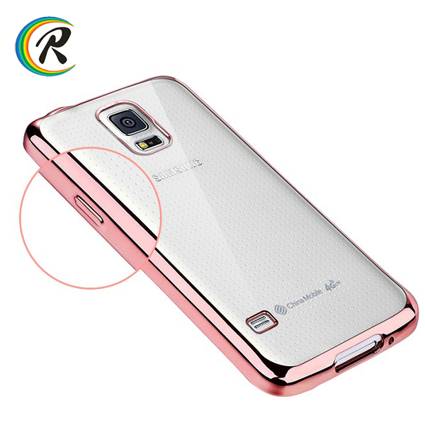 Perfectly Fit s5 mini case for Samsung galaxy S5 plating tpu gel skin covers