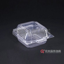 ChengXing brand wholesale pet disposable plastic hamburger packaging box