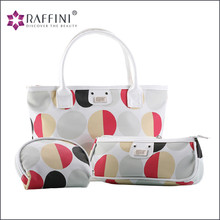 Fancy professional sweet lady fashionable styles Toiletry Cosmetic Bag