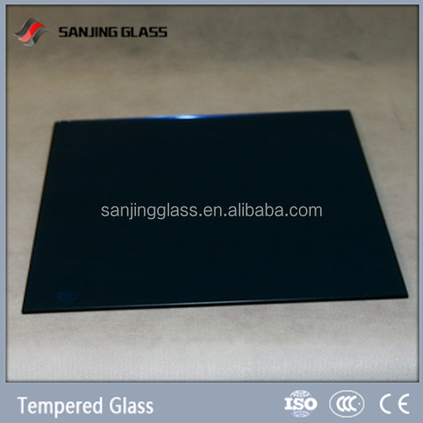 3mm clear float tempered glass for building