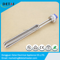 120v 1650w Factory Direct Sell Electrical rolled Immersion heater