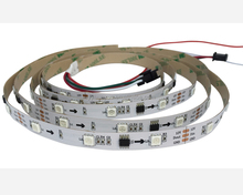 Programmable addressable full color RGB 5V 30LED/M WS2813 5050 chip LED strip