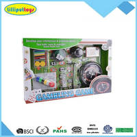Kids Party Gambling Set Intelligent Paraphernalis Plastic Toys