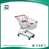 American style 4 wheel shopping trolleys elderly