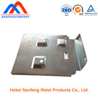 China Supplier Aluminum Metal Stamping for Electric tricycle, Punch Piece
