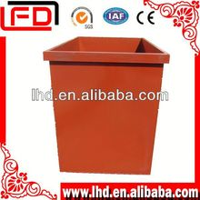 outdoor steel steel skip bins With Spray Paint