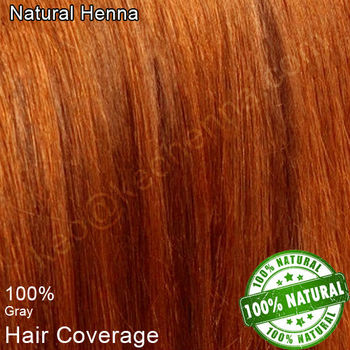 Natural Henna Color in 100gms pack