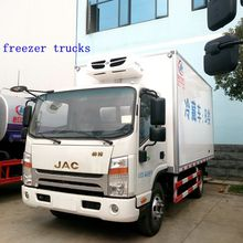 CLW freezer cargo van ,refrigerated truck body on hot sale