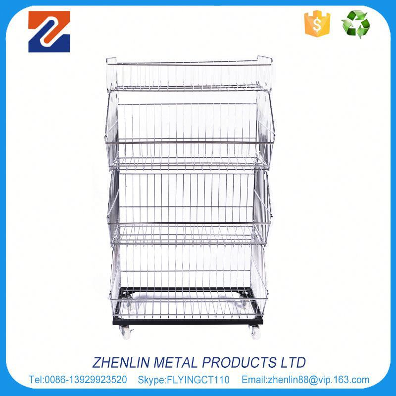 Diaphanous Wholesale custom metal counter top <strong>shelf</strong> with high quality