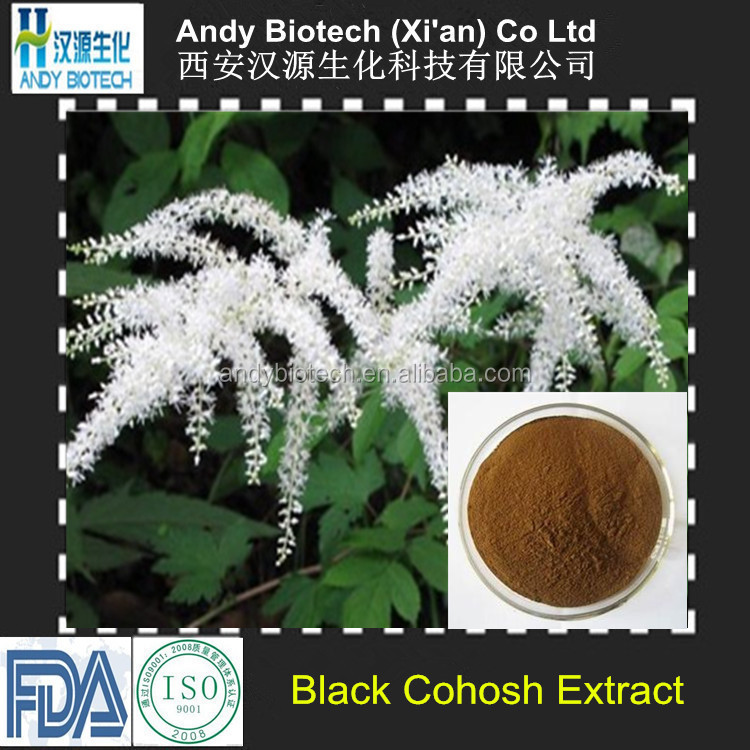 20:1 High Quality Black Cohosh Root Extract Powder