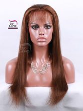 Light brown FREE SHIPPING lace front wigs with parts