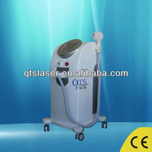 Effective diode laser 808nm in motion fast hair removal with big spot size 22*35mm