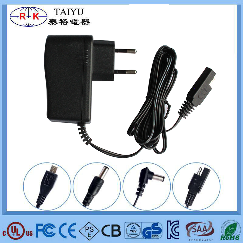 Jiangsu CCTV/LED 12v 1a power adapter with CE FCC ROHS approved