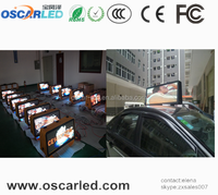Wholesale alibaba express 3g wireless control car led car advertising signs