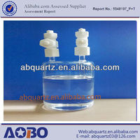 Solar Panel Quartz glass source bottle/Other quartz products