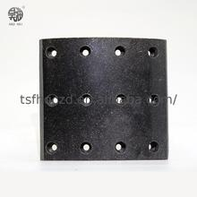 Heavy Duty Truck Drum Brake lining