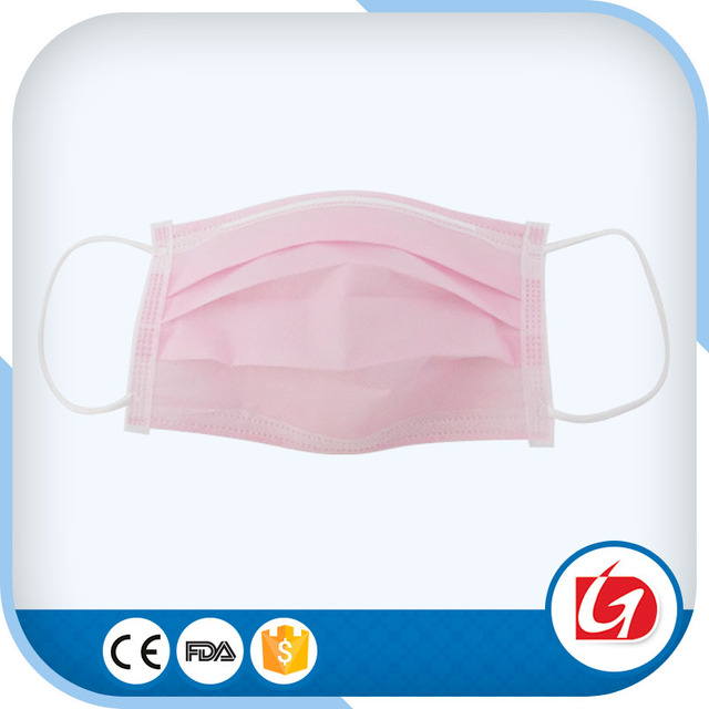 Anti Flu Cold Asthma Allergies Dust Disposable Face Mask