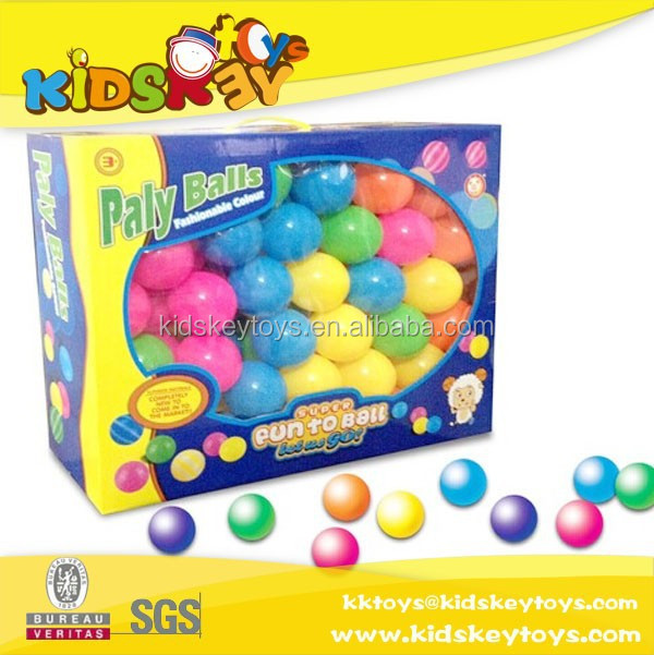 Hot sales 60 pcs wholesale ball pit balls