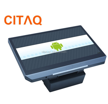 "H14 POS Terminal Hardware Android System 14"" Touch Screen Tablet / Restaurant/ Thermal Printer/ Sale Register / Maquina TPV"