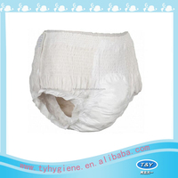 Adult diaper panty type for elderly