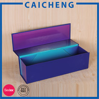 Decorative High Quality Gift Umbrella Packing Folding Boxes