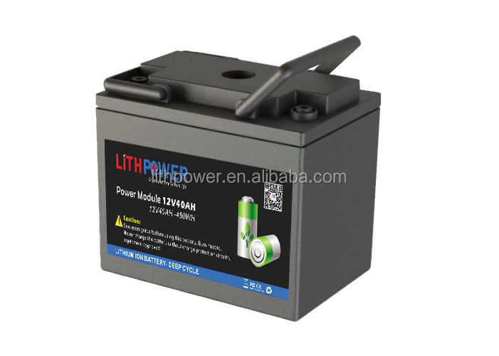 rechargeable lifepo4 12v 30ah lithium ion marine battery modules with 2000cycles