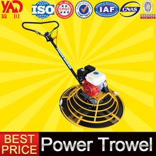 Small Construction Equipment Lifan Petrol Factory Supply Power Trowel