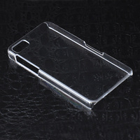 Transparent Clear Crystal PC Hard Back Cover Case For BlackBerry Z10